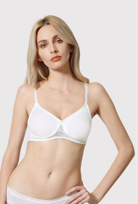 Van Heusen Non Padded Cross Over Bra