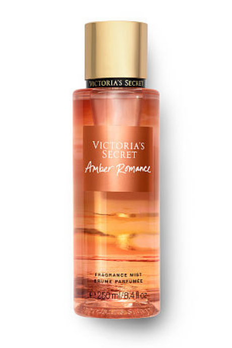 Victoria's Secret Amber Romance Fragrance Mists | BeeBabe.com