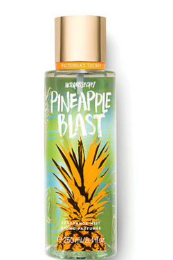 Victoria's Secret  Pineapple Blast Juice Bar Fragrance Mists | BeeBabe.com