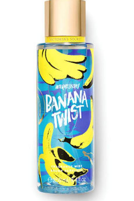 Victoria's Secret Banana Twist Juice Bar Fragrance Mists | BeeBabe.com