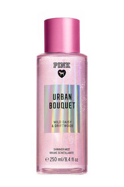 Victoria's Secret Urban Bouquet Shimmer Body Mist | BeeBabe.com
