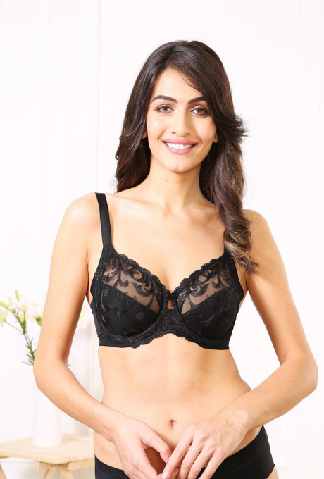 Van Heusen Non Padded Wired Bra | BeeBabe.com