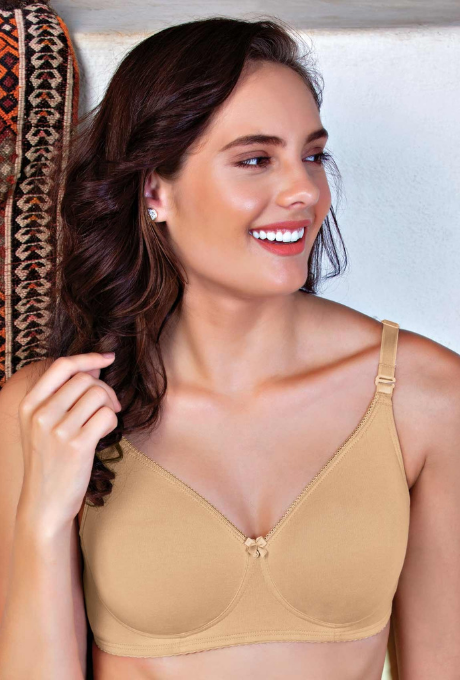 Enamor Comfort Non Padded Detachable Bra