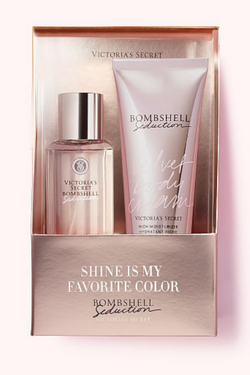 Victoria's Secret Travel Fragrance Mist & Lotion Gift Set | BeeBabe.com
