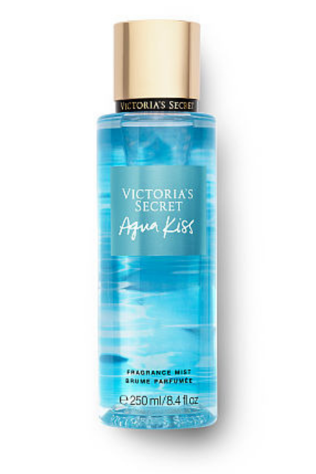 Victoria's Secret Aqua Kiss Fragrance Mists | BeeBabe.com