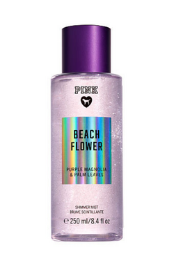 Victoria's Secret Beach Flower Shimmer Body Mist | BeeBabe.com