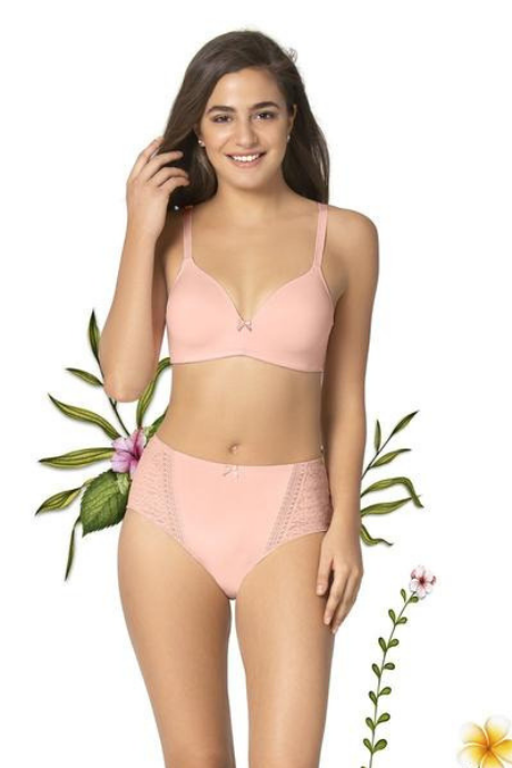 Amante Smooth Sunshine Seamless T-Shirt Bra | BeeBabe.com