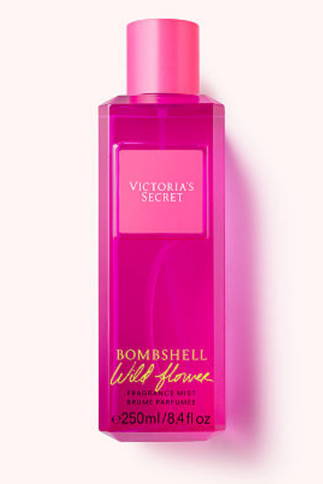 Victoria's Secret Wild Flower Fragrance luxury Mist | BeeBabe.com