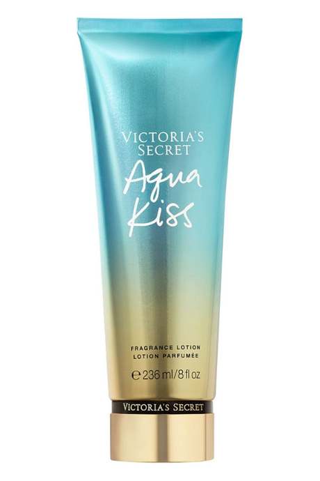 Victoria's Secret Aqua Kiss Fragrance Lotion | BeeBabe.com