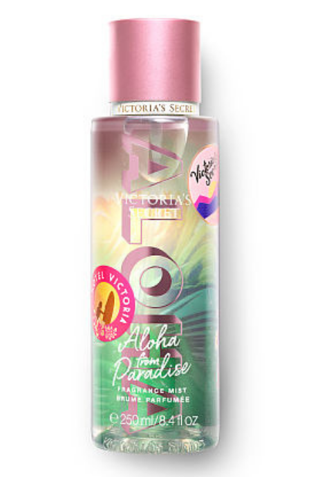 Victoria's Secret Aloha From Paradise Fragrance Mist | BeeBabe.com