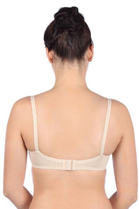 Triumph Single Layered Super Support Bra- Skin