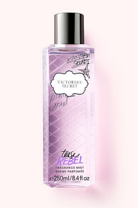 Victoria's Secret Tease Rebel Fragrance luxury Mist | BeeBabe.com