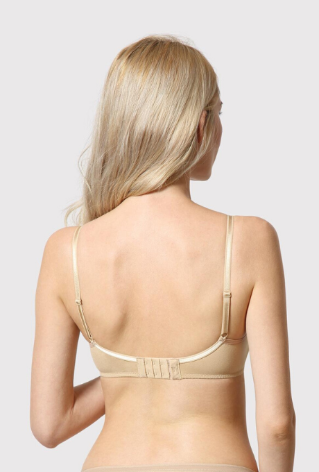 Van Heusen Non Padded Cross Over Bra | BeeBabe.com