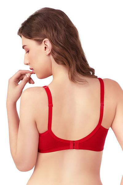 Amante Cool Contour Non-padded Bra With Aloe Finish | BeeBabe.com