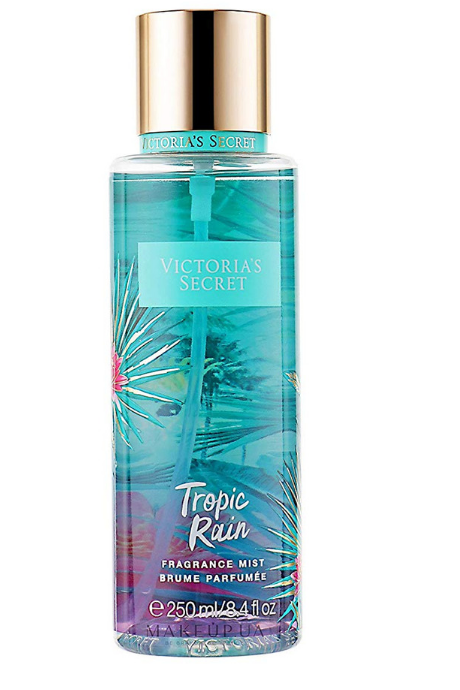 Victoria's Secret Tropic Rain Fragrance Body Mist | BeeBabe.com