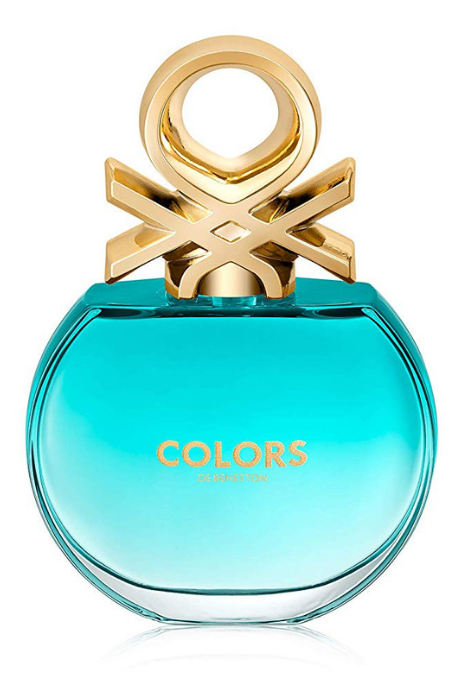 United Colors of Benetton Colors De Benetton Eau De Toilette, Blue, 80ml