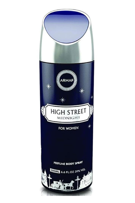 Armaf High Street Midnight Fragrance Deodorant | BeeBabe.com