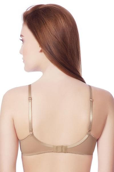 Amante Casual Chic Padded Non-wired T-shirt Bra | BeeBabe.com
