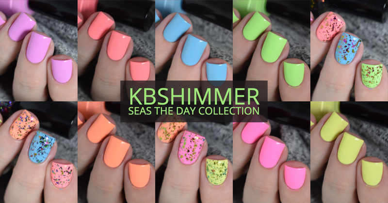 KBShimmer - Seas the Day Collection