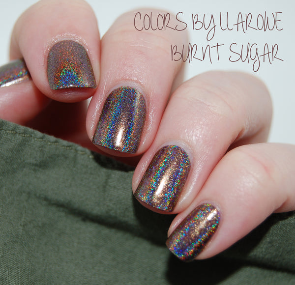 Colors by llarowe Burnt Sugar cbl