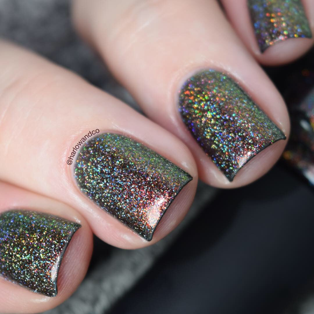 ILNP Candlelight nail polish Color Kissed Ultra Holos After Dark Collection