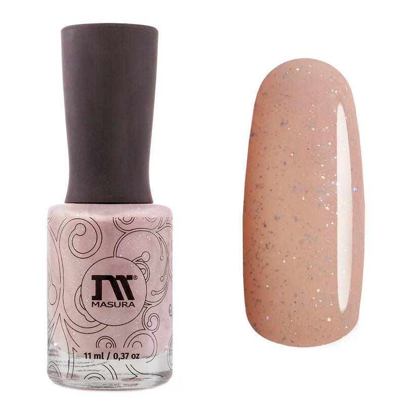 Masura La Sylphide holographic nail polish Golden Collection