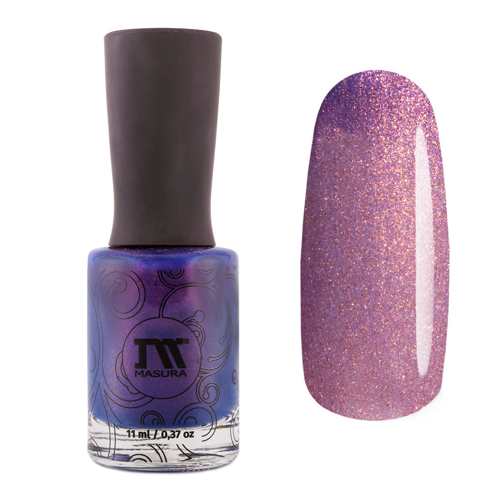 Masura Purr-fect thermal nail polish