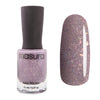 Masura Fluffy Plaid muted grey-purple crelly nail polish Winter Holidays Collection