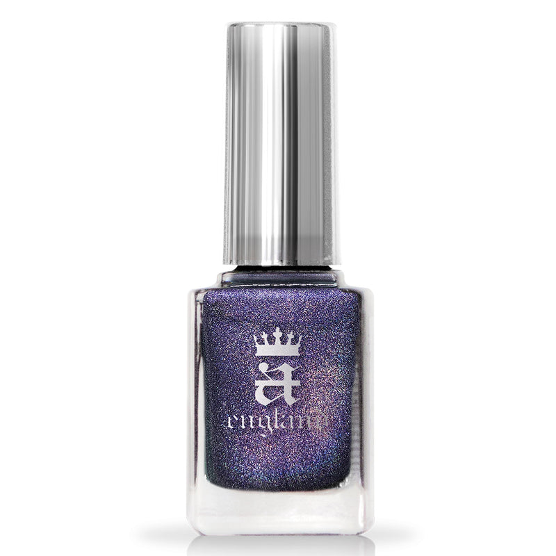 A-England New Romantic holographic nail polish
