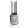 A-England Pallas medium grey holographic nail polish