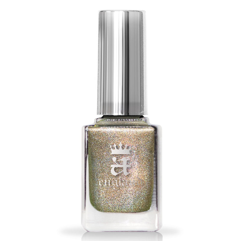 A-England Swinging London holographic nail polish