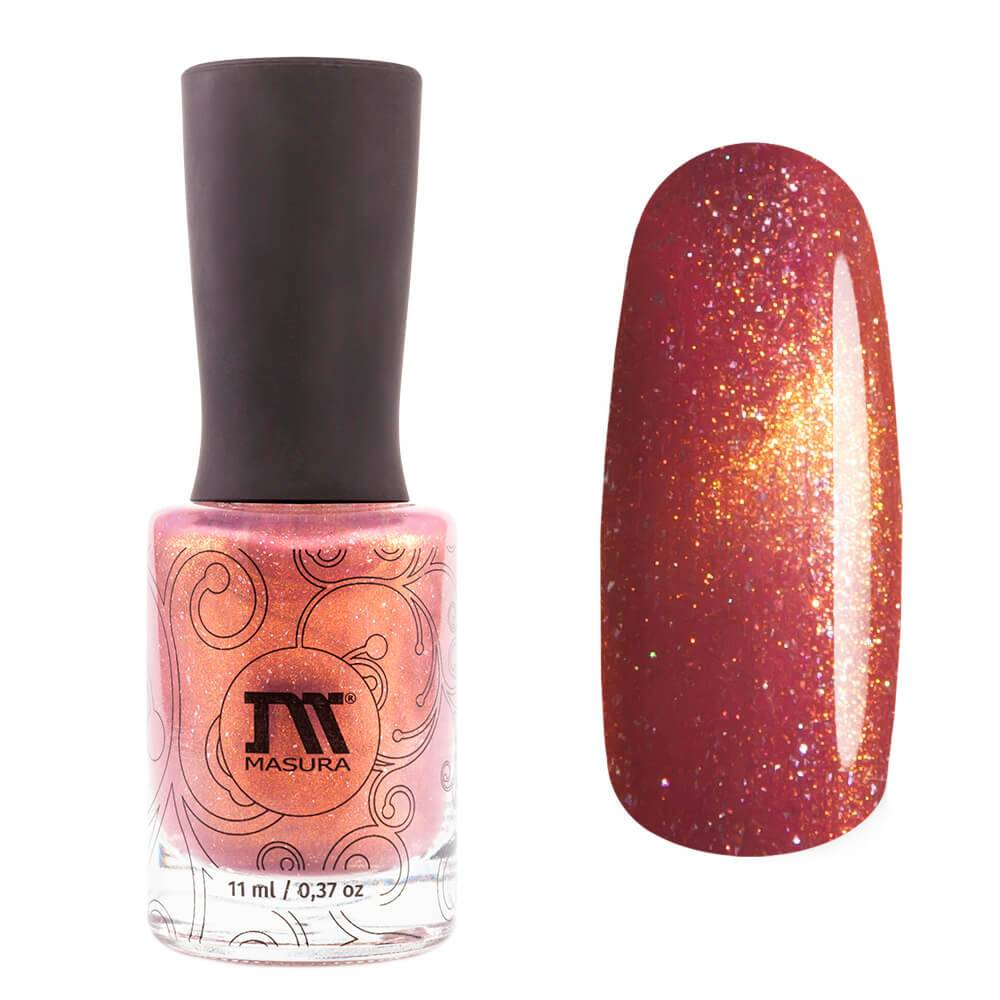 Masura A Kiss In The Tea House magnetic nail polish