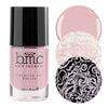 Bundle Monster Babe Magnet pale pink stamping nail polish