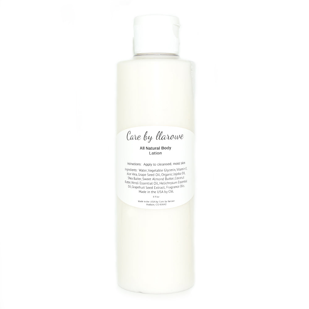 All Natural Body Lotion