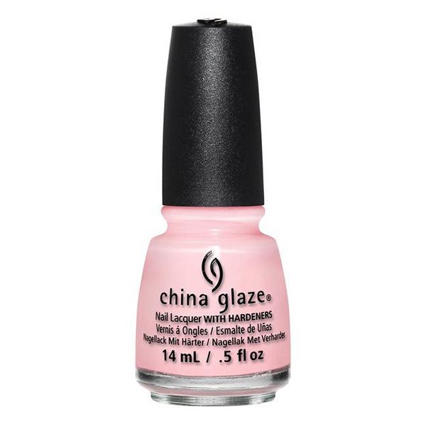 China Glaze Fresh Princess nail polish Rebel Collection
