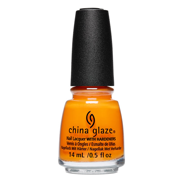 China Glaze Good as Marigold nail polish The Arrangement Collection