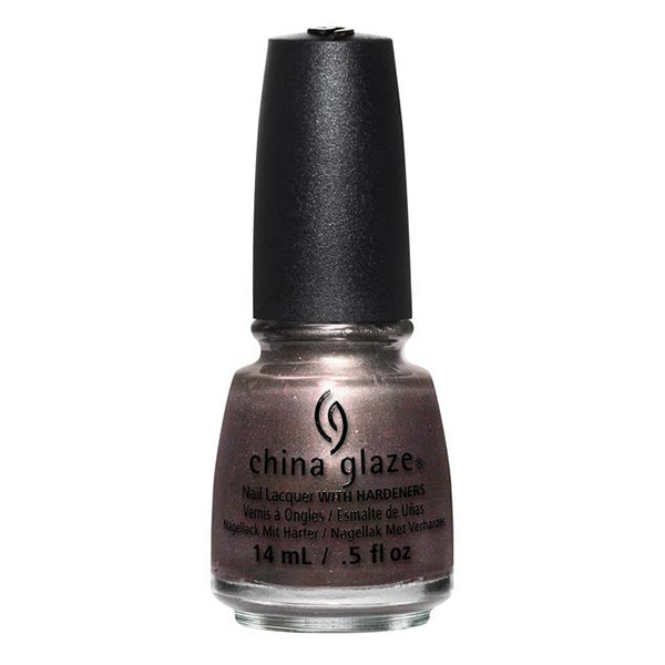 China Glaze Heroine Chic nail polish Rebel Collection