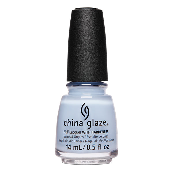 China Glaze Hydrangea Dangea nail polish The Arrangement Collection