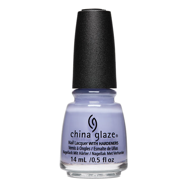 China Glaze Lavenduh! nail polish The Arrangement Collection