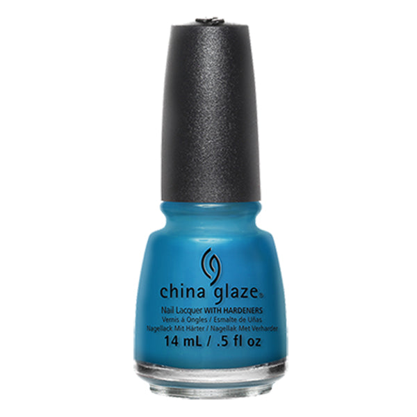 China Glaze Licence & Registration Please nail polish Road Trip Collection