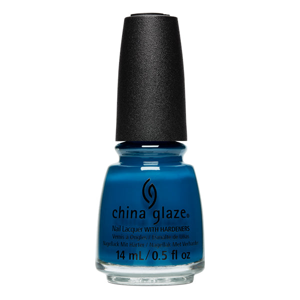 China Glaze Saved by the Bluebell nail polish The Arrangement Collection