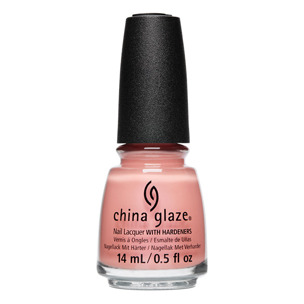 China Glaze Senora Flora nail polish The Arrangement Collection