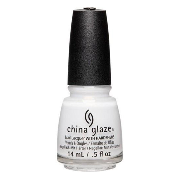 China Glaze Snow Way nail polish Seas & Greetings Collection