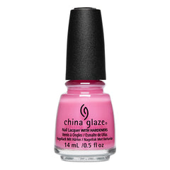 China Glaze There She Rose Again nail polish The Arrangement Collection
