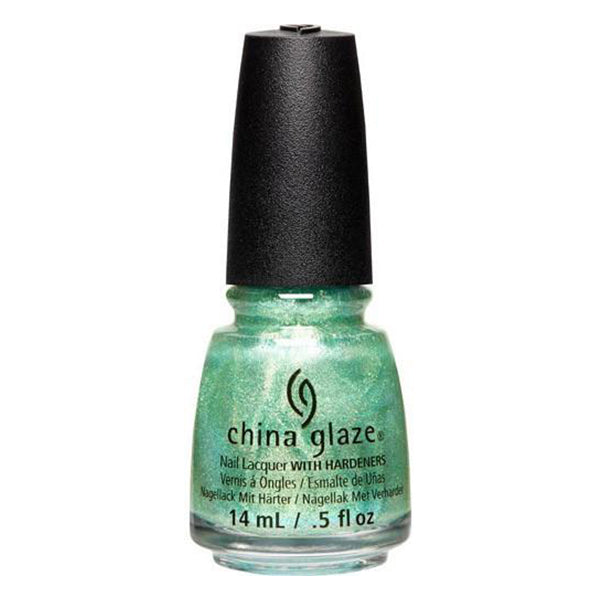 China Glaze Twinkle Twinkle Little Star-fish nail polish Seas & Greetings Collection