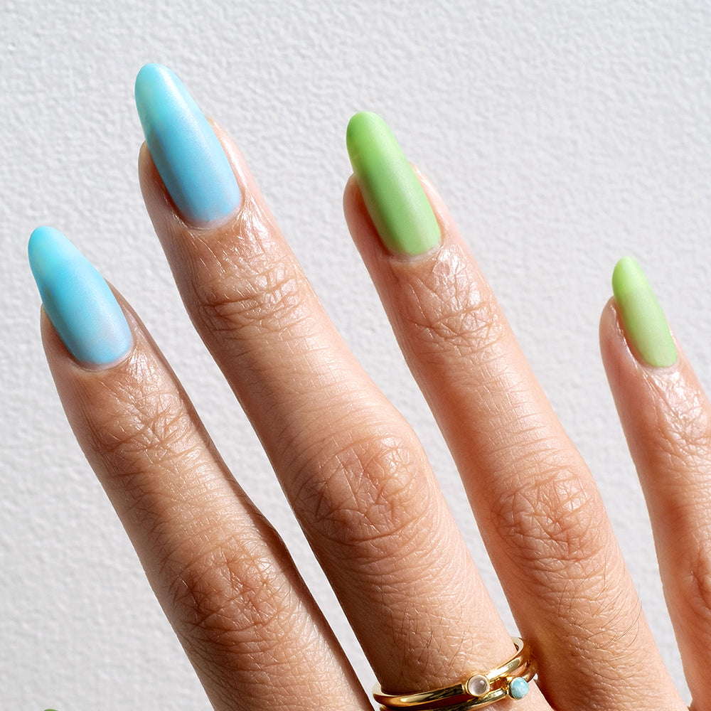 Sea Glass Nail Art Set