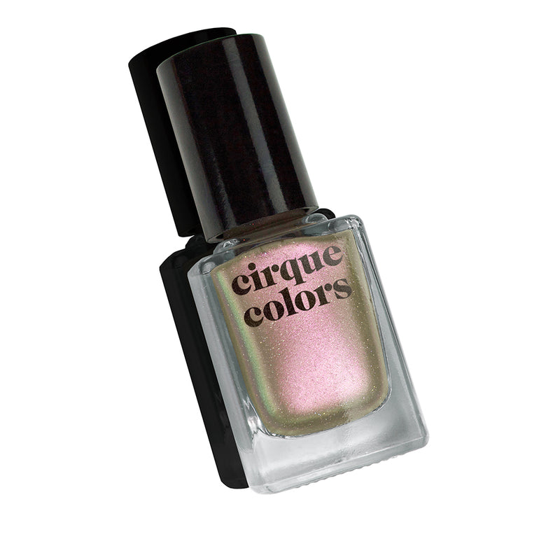 Cirque Colors Vanitas shimmer nail polish