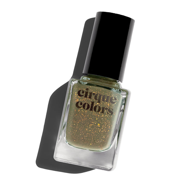 Cirque Colors Mosaic nail polish Terracotta Collection