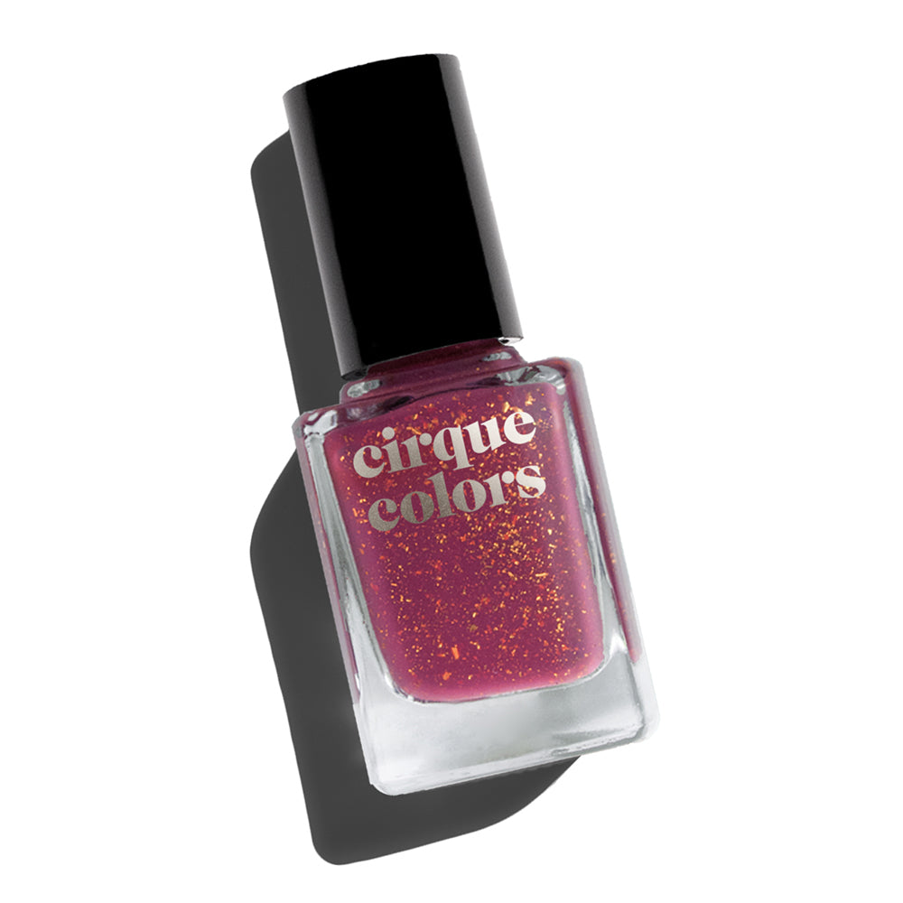 Cirque Colors Tuscan Tile nail polish Terracotta Collection