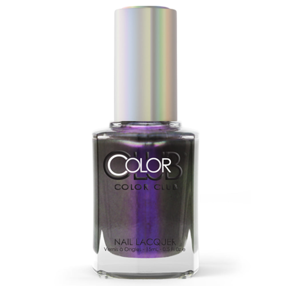 Color Club On The Vine multichrome nail polish Oil Slick Collection